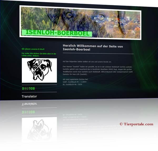 Boerboel  Züchter Nordrhein-Westfalen
