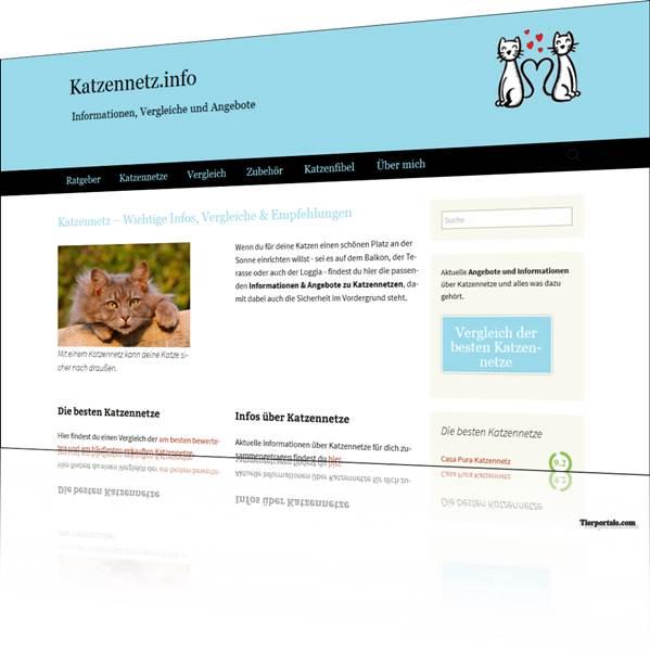 Katzennetz.info - Infos, Vergleiche & Empfehlungen